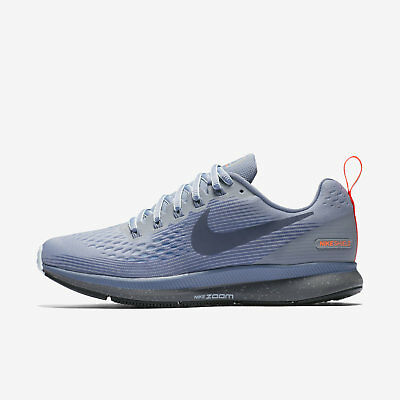 5861f23ca5 Nike W Air Zoom Pegasus 34 Shield  907328-002  Women Running Shoes Grey