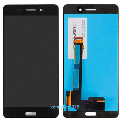Lcd display Touch screen Schermo Vetro Digitizer assemblato PER Nokia 6 + tool