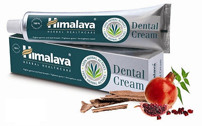 3 x 100g Himalaya Herbal Toothpaste / Dental Cream Gum Care Toothache Anti Decay