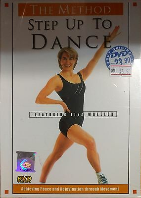 The Method Step Up To Dance Workout DVD