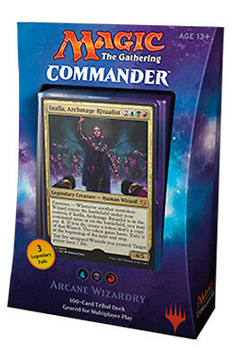 Arcane Wizardry - Commander 2017 - Magic the Gathering - Wizard Tribal