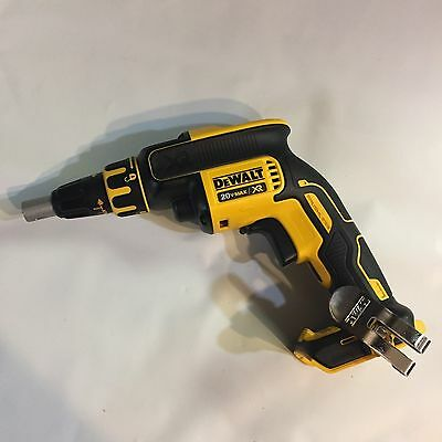Dewalt XR 20 volt Brushless Drywall screwgun DCF620B Bare tool NEW