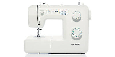 Nähmaschine SNM 33 B1 SilverCrest 33  Stichfunktionen
