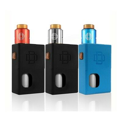 Sigaretta Elettronica Augvape Druga 22 Squonker full kit  Gun 22mm 5ml Colorato