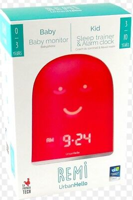 REMI 5 in 1 - Baby monitor, sleep trainer, nightlight, bluetooth speaker