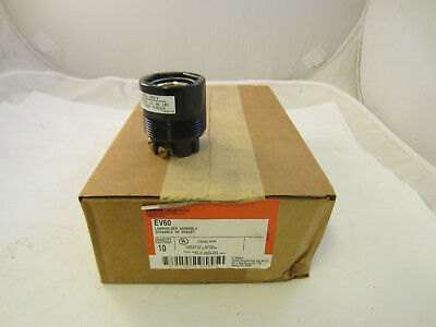 Crouse Hinds Ev60 Replacement Socket For Explosion Proof Fixtures- Medium