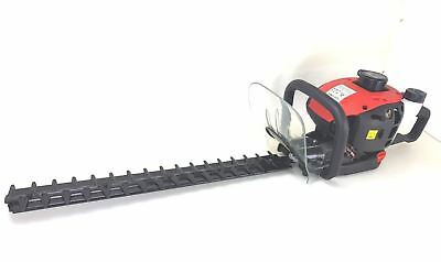 PROGEN Tools 25CC two-Stroke Petrol Powered Hedge Trimmer Garden Chainsaw 0.75KW