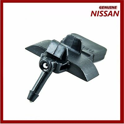 Genuine Nissan Micra K12 Windscreen Washer Jet O/S Or N/S 28930AX600