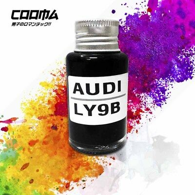 For AUDI Touch Up Paint Color Code LY9B Brilliant Black 30ml