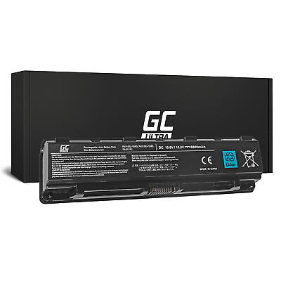 Battery for Toshiba Satellite C55-A-14F C55-A-14H C55-A-14X Laptop 6800mAh