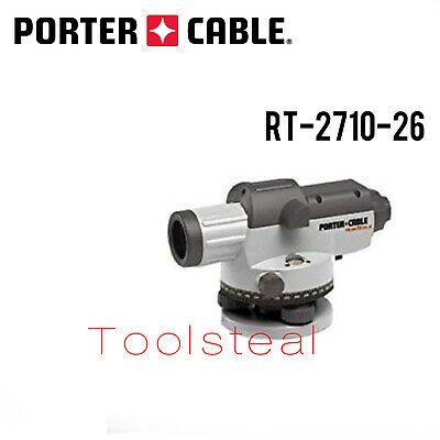 Porter Cable RT-2710-26 RoboToolz Automatic Level NEW w/ Full Warranty