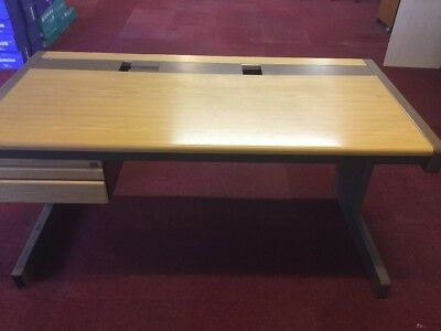 Vintage Retro Desk By Vickers