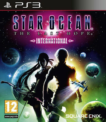 Star Ocean: The Last Hope: International ~ PS3 (in Great Condition)