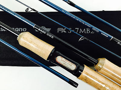 """Shimano Bass One 7'0"""" Fishing Rod Spinning Rod Carbon Rod Rrp $125.99"""