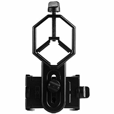 Universal Cell Phone Adapter Mount For Telescope Microscope Spotting Scope Kit