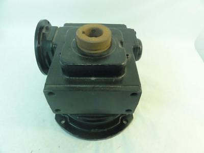 167664 Old-Stock, Winsmith 935MDSF Gearbox, 0.85HP, 1750RPM, 100:1 Ratio