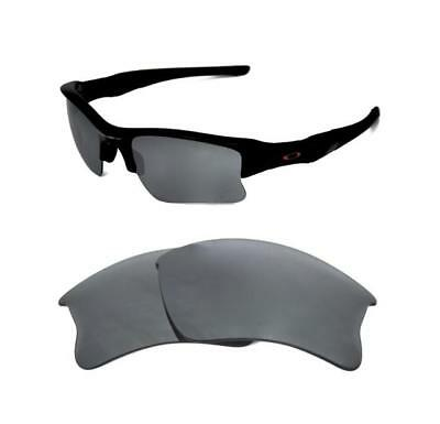 72d02f840d NEW WALLEVA POLARIZED Transition Photochromic Lenses For Oakley Flak ...