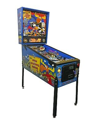 Adventures Of Rocky And Bullwinkle And Friends Pinball Machine By Data East 1993