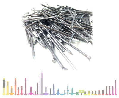 40mm x 1.60mm Bright Finish Panel Pins - 200 to 36,000 Nails