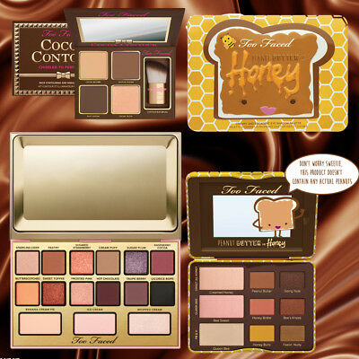 Eyeshadow Peanut Butter and Honey & Jelly I Want Kandee Candy Eyes Cocoa Contour