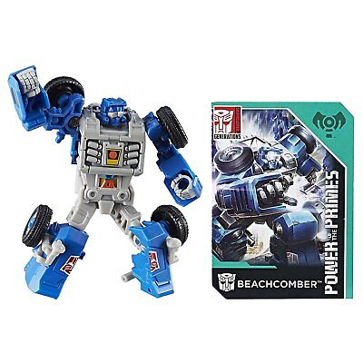 Transformers Generations Power of the Primes Legends Dinobot Slash 8CM Toy New
