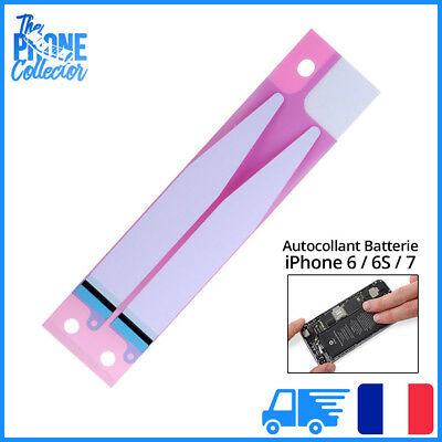 Adhesif Autocollant Sticker pour Batterie iPhone 6 / 6S /7 - Battery Sticker