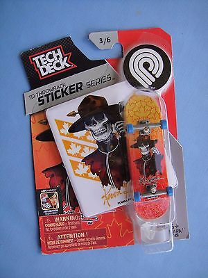 Tech Deck   POWELL PERALTA   Kevin Harris  Canadian Mountie