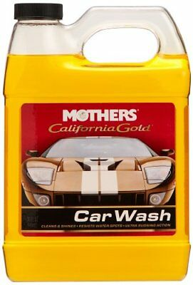 Mothers 05632 California Gold Car Wash - 32 Oz