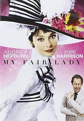 My Fair Lady   ( Uk 2 Disc Version )     Brand New Sealed Genuine Uk Dvd
