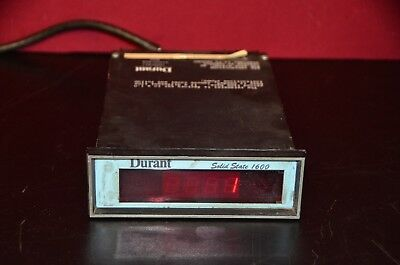 Durant Solid State 1600-411 Ratemeter