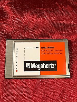 Driver: AT&T KeepInTouch Cellular PCMCIA