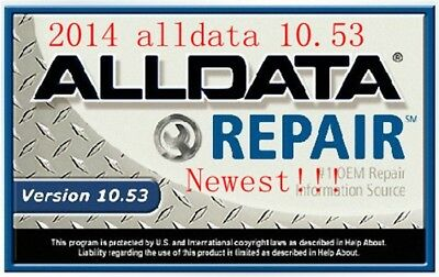 New Repair Software All-data 10,53+Mitćhell 2015 (Full Software)