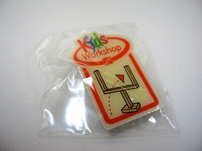 Collectible Pin: Kids Workshop The Home Depot Field Goal Design