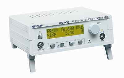 EX-DEMO digimess AFG100 12.5MHz arbitrary function generator