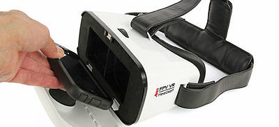 SALE! Ares VR FPV Head Set for RC and Watching Youtube 3D Movies