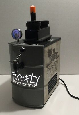 So Cold Firefly Moonshine Cold Refrigerated Beverage Chiller Dispenser Machine
