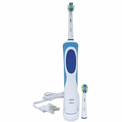 Oral B Vitality Floss Action Rechargeable Electric Toothbrush Precision Clean