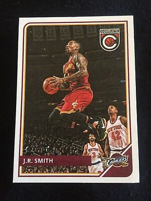 2015-16 Panini Complete NBA Basketball Card Cleveland Cavaliers 244 JR Smith