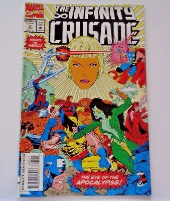 Marvel Comics The Infinity Crusade #5 October 1993