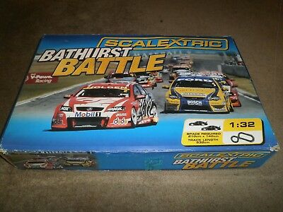 Scalextric ~ Bathurst Battle 1:32 (2008)