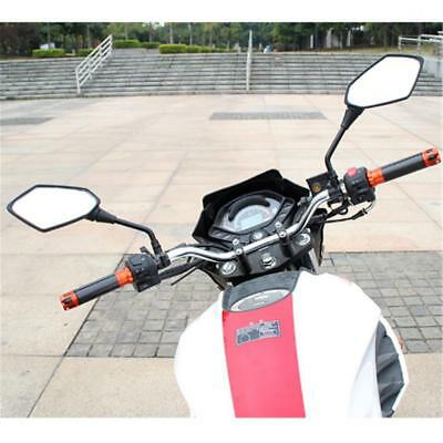 10mm Thread Motorcycle Rear View Side Mirrors Universal For Honda CB1000R