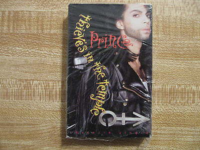 Thieves In The Temple Cassette Single Tape - Prince 1990