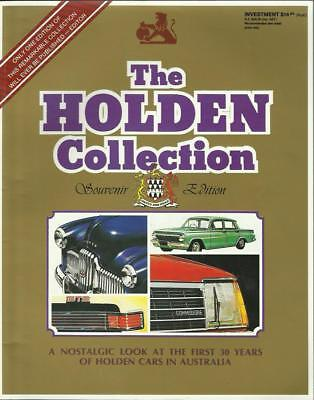 THE HOLDEN COLLECTION - The First 30 Years Souvenir Edition