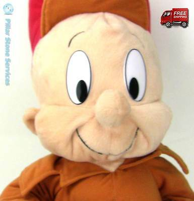Warner Brothers Studio Elmer Fudd Huge Over 2 Feet Plush Toy - Free Shipping