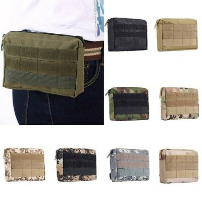 Utility Outdoor Tactical Waist Pack Pouch Military Camping Hiking Bag Belt Bags