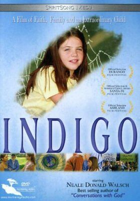 Indigo: A Film Of Faith, Family & An Extraordinary Child - DVD - Multiple NEW