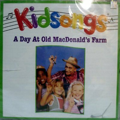 KIDSONGS - Day At Old Macdonald's Farm - CD - **BRAND NEW/STILL SEALED**