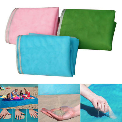 Sand Free Compact Outdoor Beach / Picnic Blanket Sandless Beach Mat AU stock