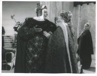 Othello - Laurence Olivier & Maggie Smith - Vintage Photo #2