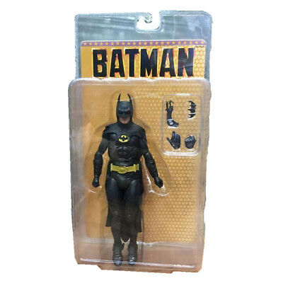 1989 Batman Michael Keaton 25th Anniversary Action Figure Collectible Model Toy